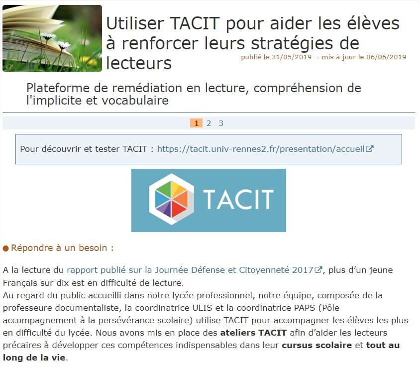 Article ac-poitiers